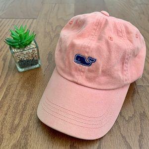 Vineyard Vines Whale Logo Women's Baseball Hat